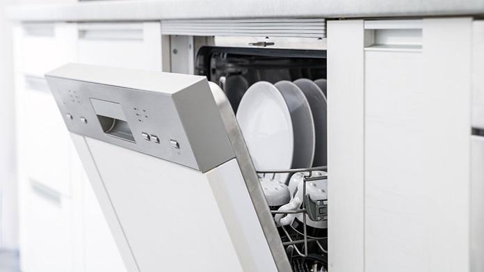 جرم گیری ماشین ظرفشویی